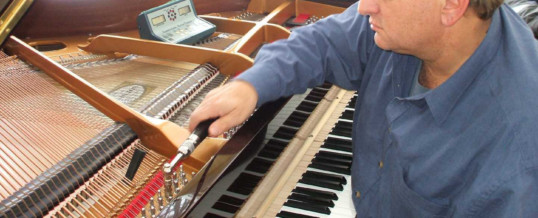 Why tune your piano regularly?